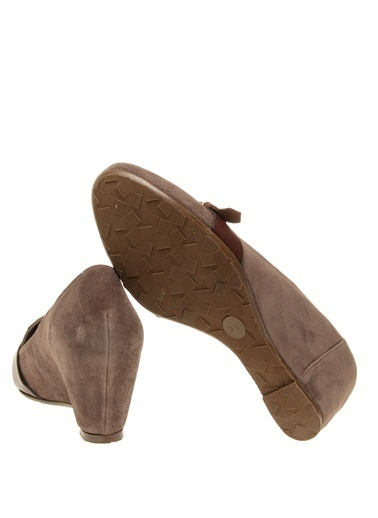 Cotton Bar Ayakkabı Vizon